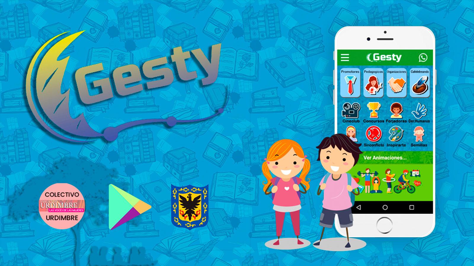 Gesty Mobile App